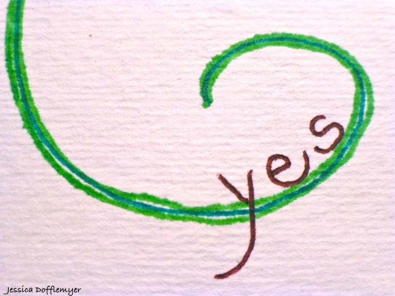 2014-04-14_yes ink on paper